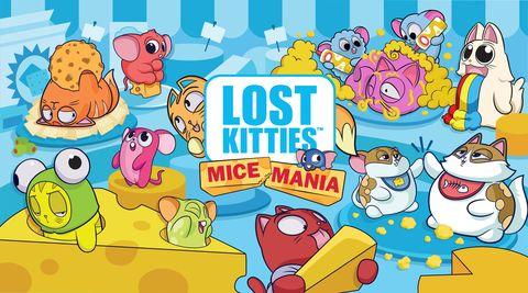 Hasbro Mice Mania