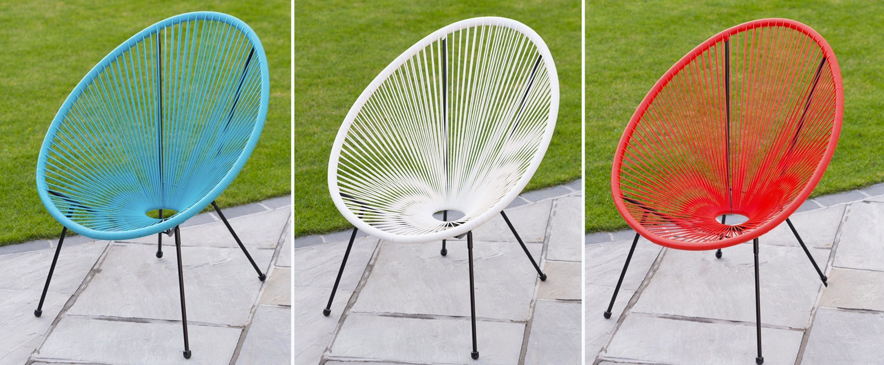 Bs £25 acapulco garden chair is so popular on instagram cheap garden chairs for summer