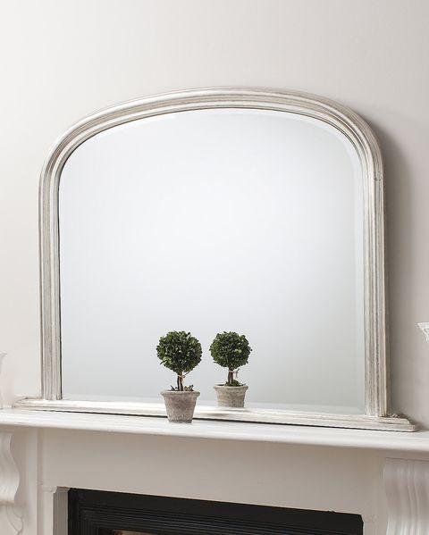 Hallway mirror - B&Q