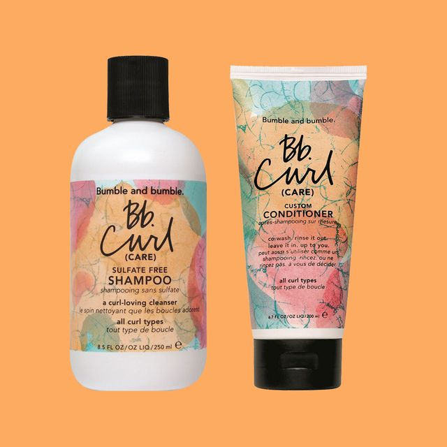 bumble and bumble curl sulphate free shampoo and curl custom conditioner review