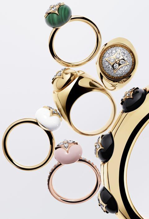 路易威登Louis Vuitton:B Blossom 珠寶系列