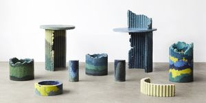El trabajo de la diseñadora, creadora y artista Charlotte Kidger a partir de material de desecho