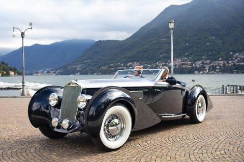 1938 delage d8120 s
