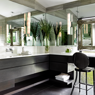 35 best small bathroom ideas small bathroom ideas and for Rainforest bathroom designs