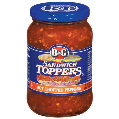 bg sandwich toppers