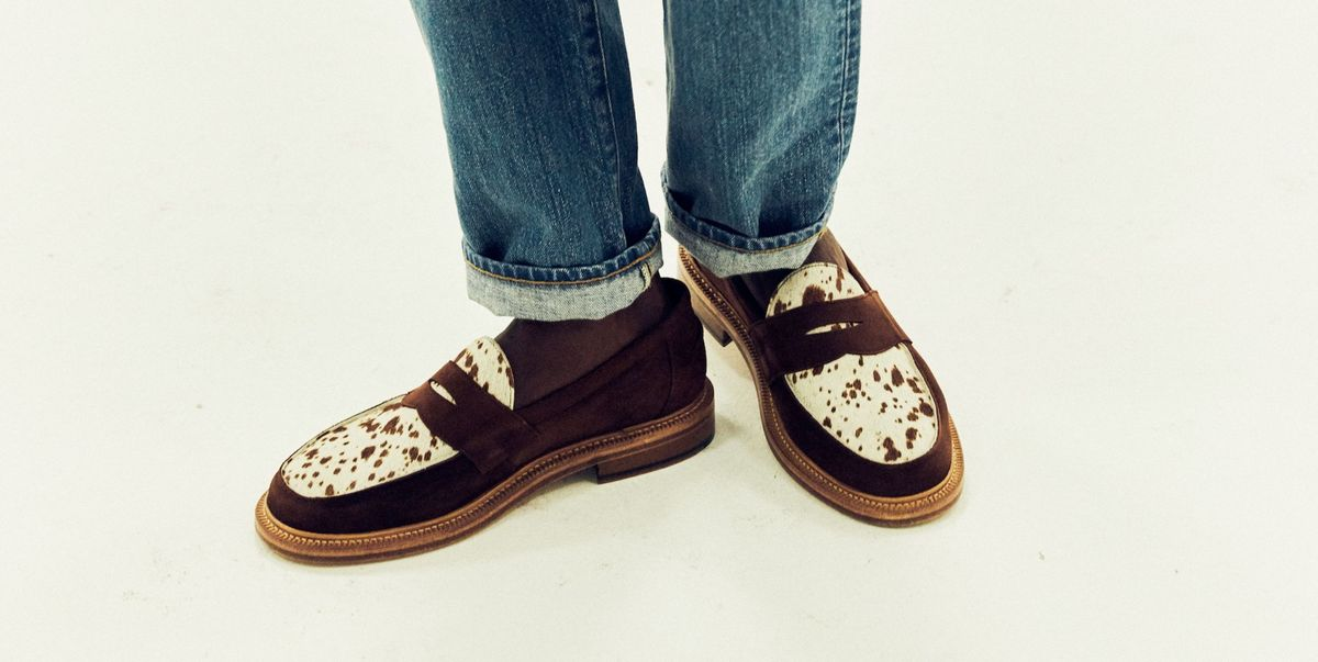 Blackstock & Weber Collaborates With J.Crew on Some Wild Loafers
