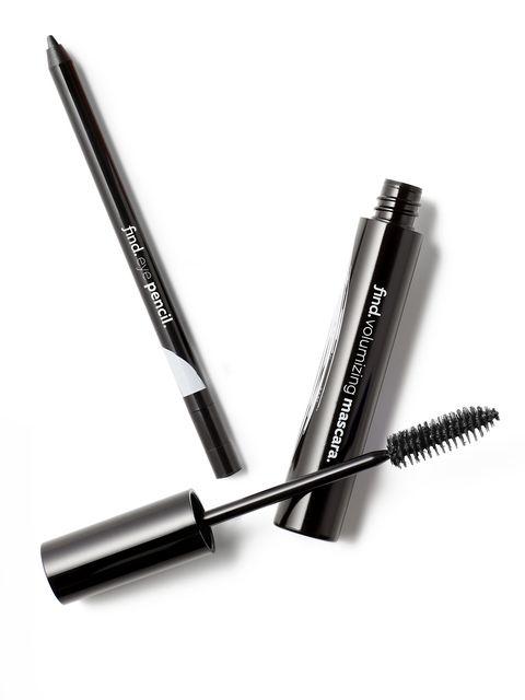 Cosmetics, Mascara, Eye liner, Eye,