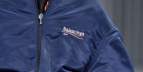 Jacket, Collar, Sleeve, Textile, Outerwear, Pocket, Fashion, Electric blue, Zipper, Street fashion,