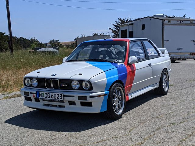 e30 m3 tarmac rally car for sale