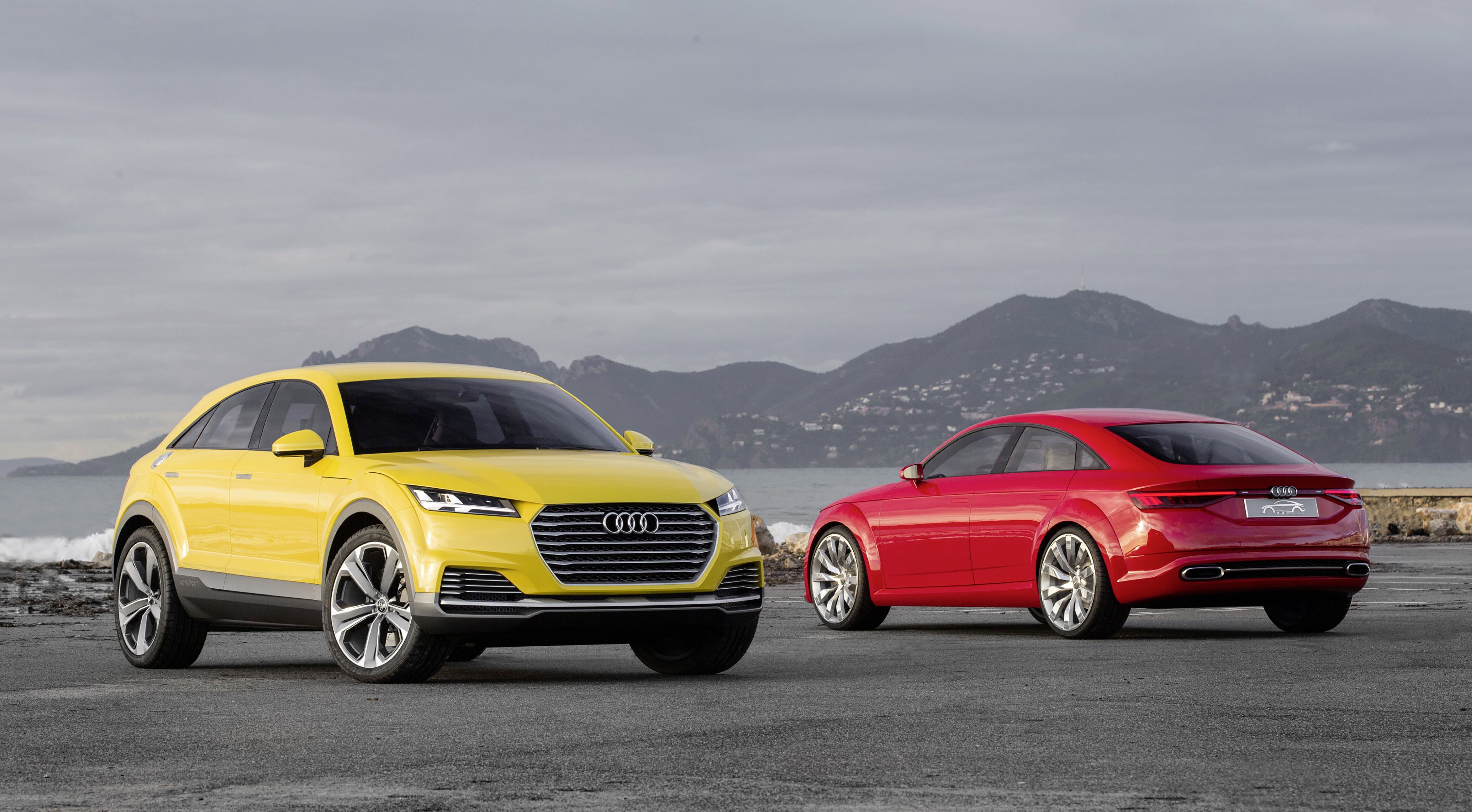 "The Audi TT Is Getting Replaced by an ""Emotive"" Electric Car"
