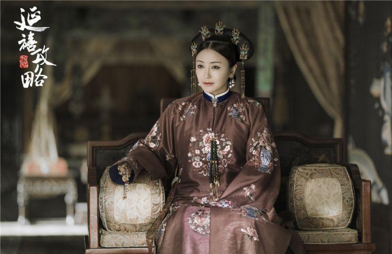 延禧攻略,宮廷戲服,蘇州織羅,富察皇后,高貴妃,嫻妃,李海龍,華服
