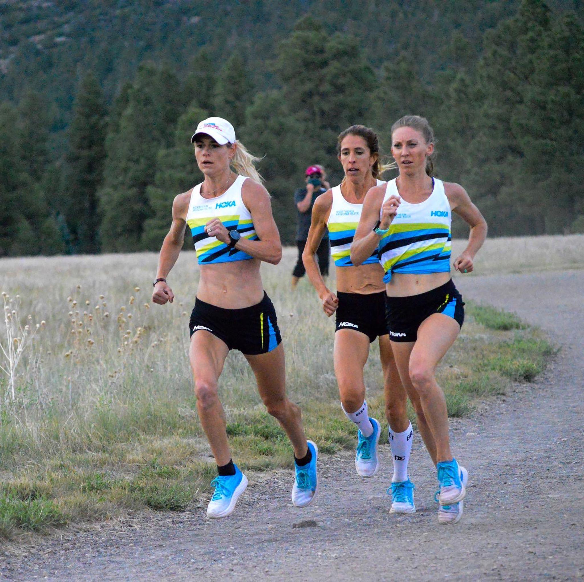 Northern Arizona Elite Sweeps Team Boulder in Virtual Two-Mile Race