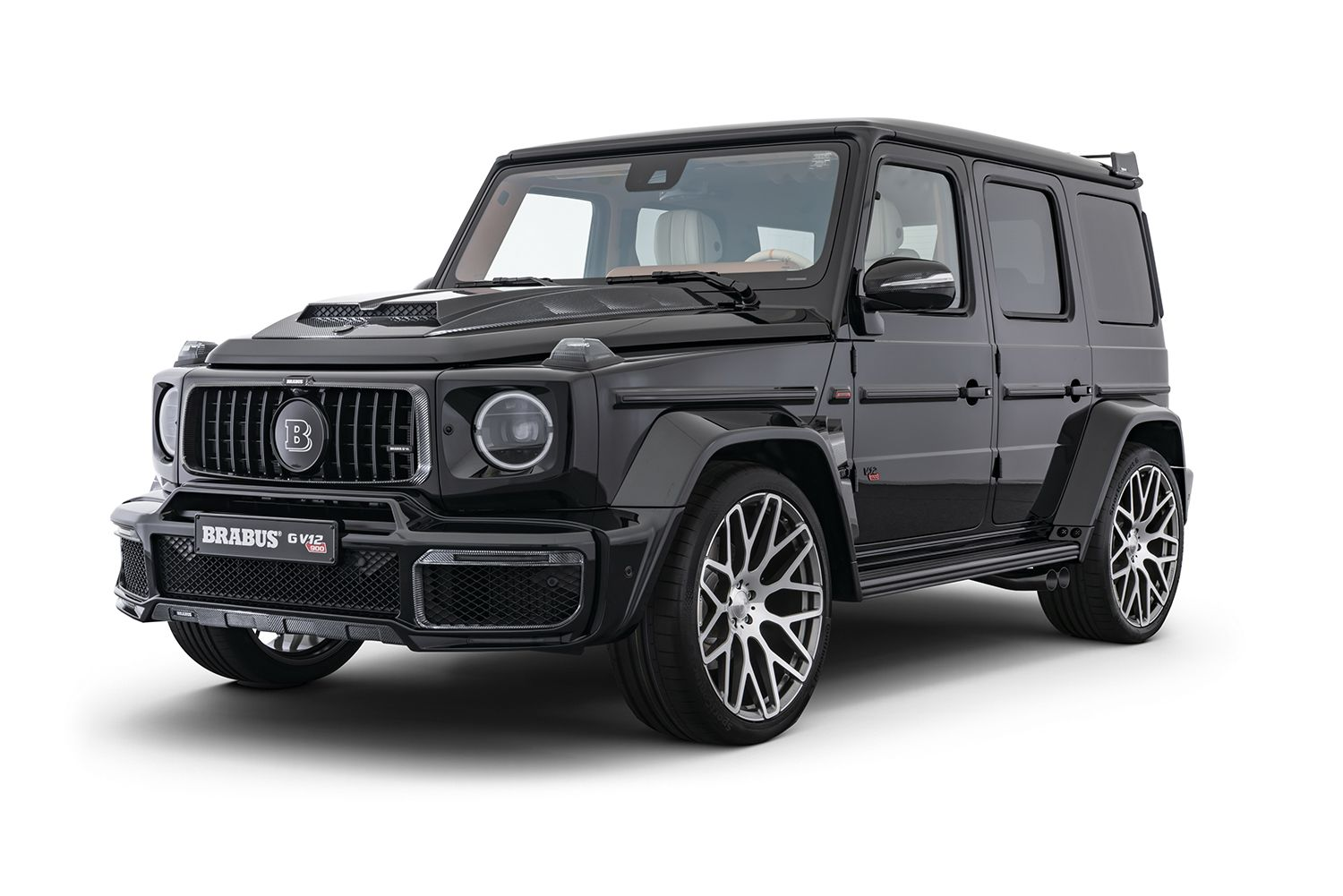 2020 Brabus G V12 900 Revealed New V 12 G Class Specs And Info