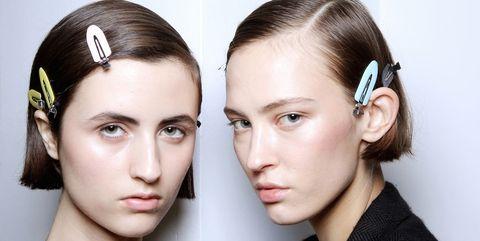 Face, Hair, Eyebrow, Forehead, Chin, Cheek, Nose, Skin, Hairstyle, Ear,