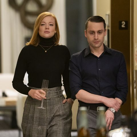 Succession Costume Designer Interview On Tom S Vest Gerri S Pelosi Coat More