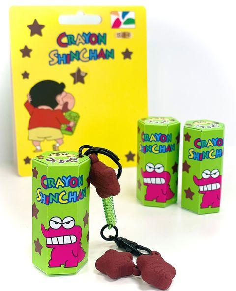 蠟筆小新立體餅乾盒造型悠遊卡