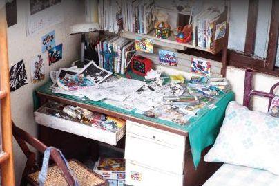 雜亂的房間