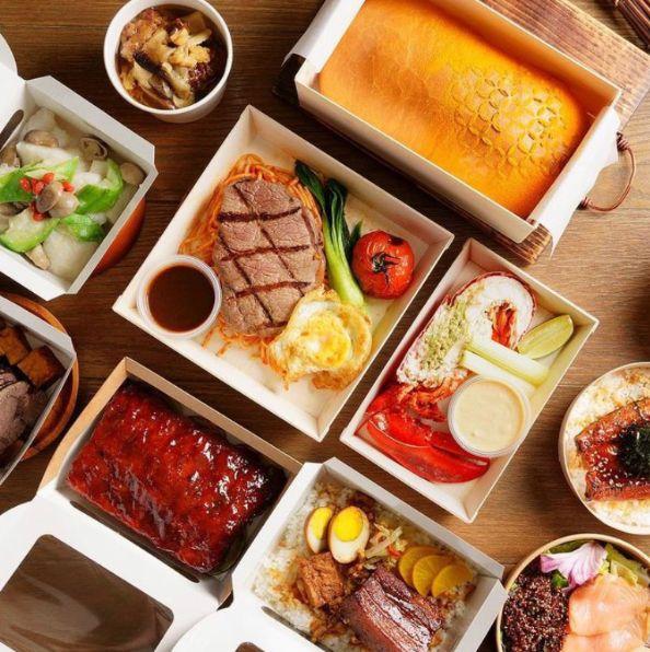 台北君悅酒店的buffet可以外帶了!期間限定「凱菲食集」海陸大餐、甜點超滿足,必買餐點搶先看
