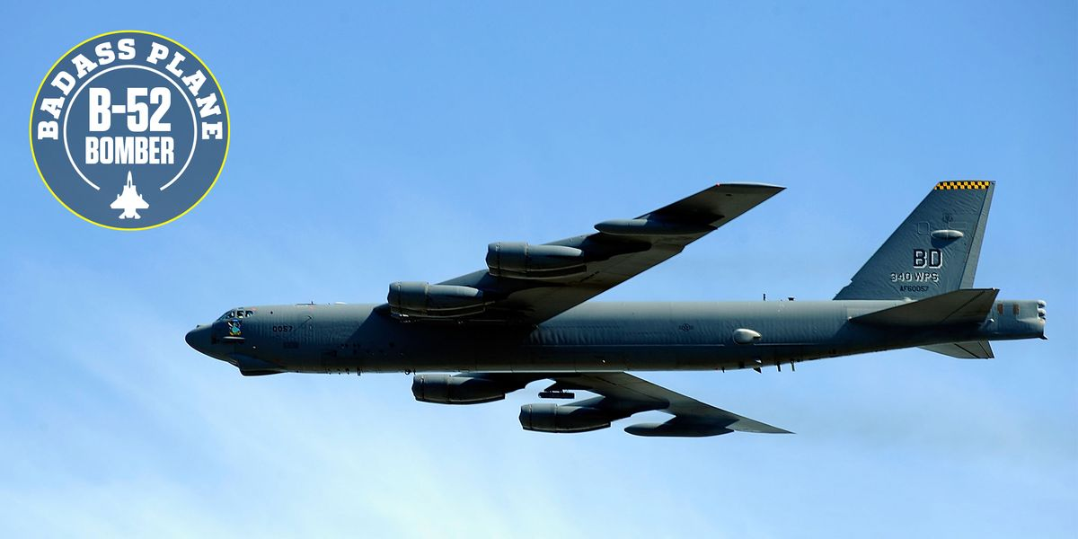 Why the B-52 Is Such a Badass Plane