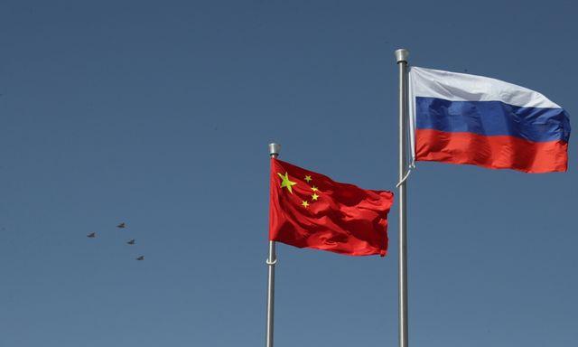 china russia exercises