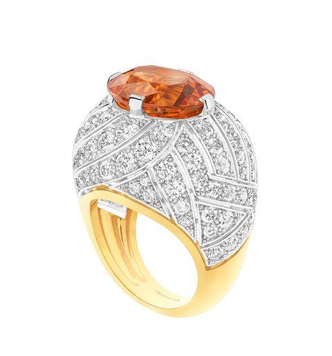 「橙色剛玉助眠、帝王拓帕石能淨化與釋放」用溫暖的橘色系寶石提升正能量!