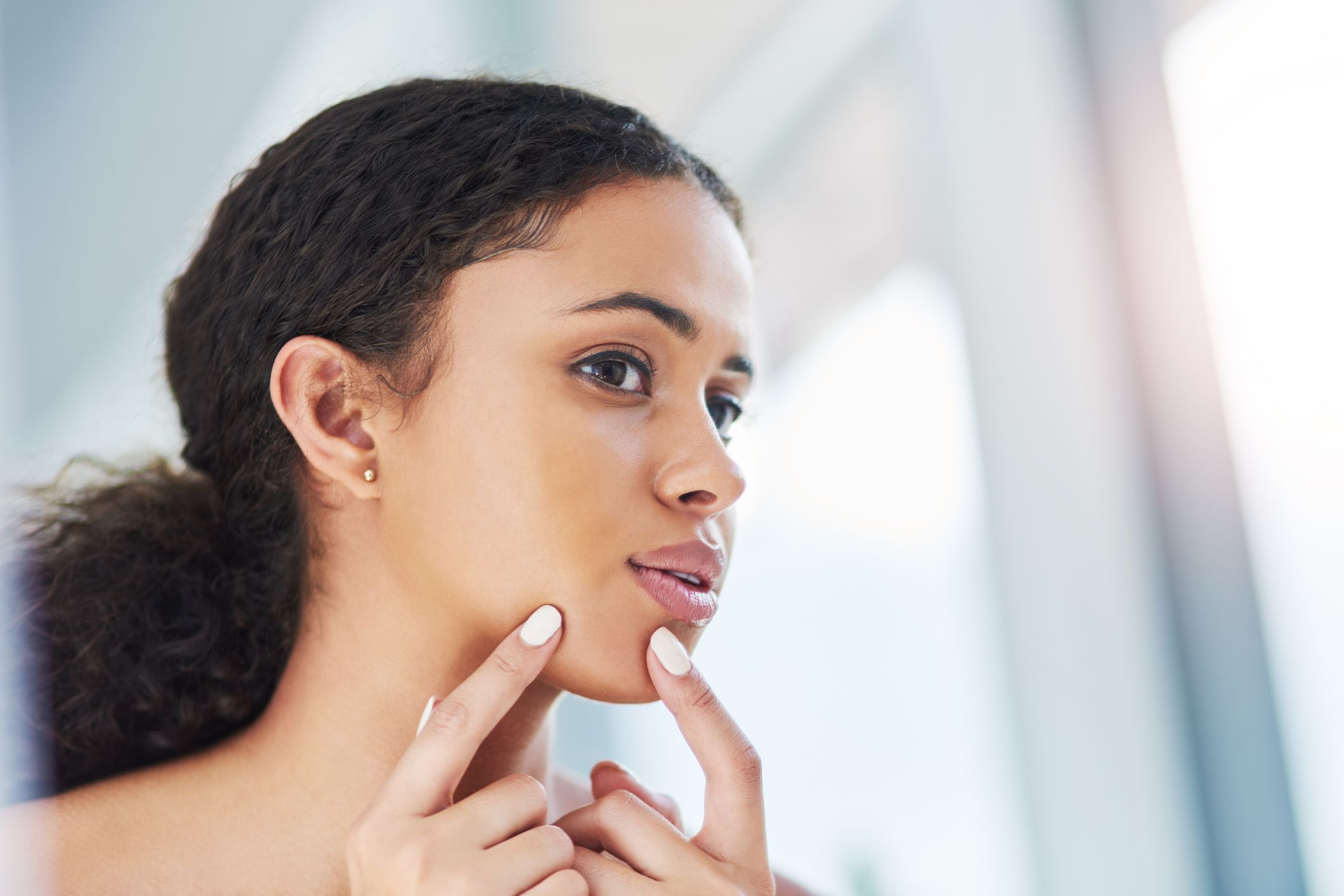 How to get rid of acne bumps fast