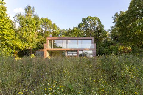 carbon neutral architecture home lark rise