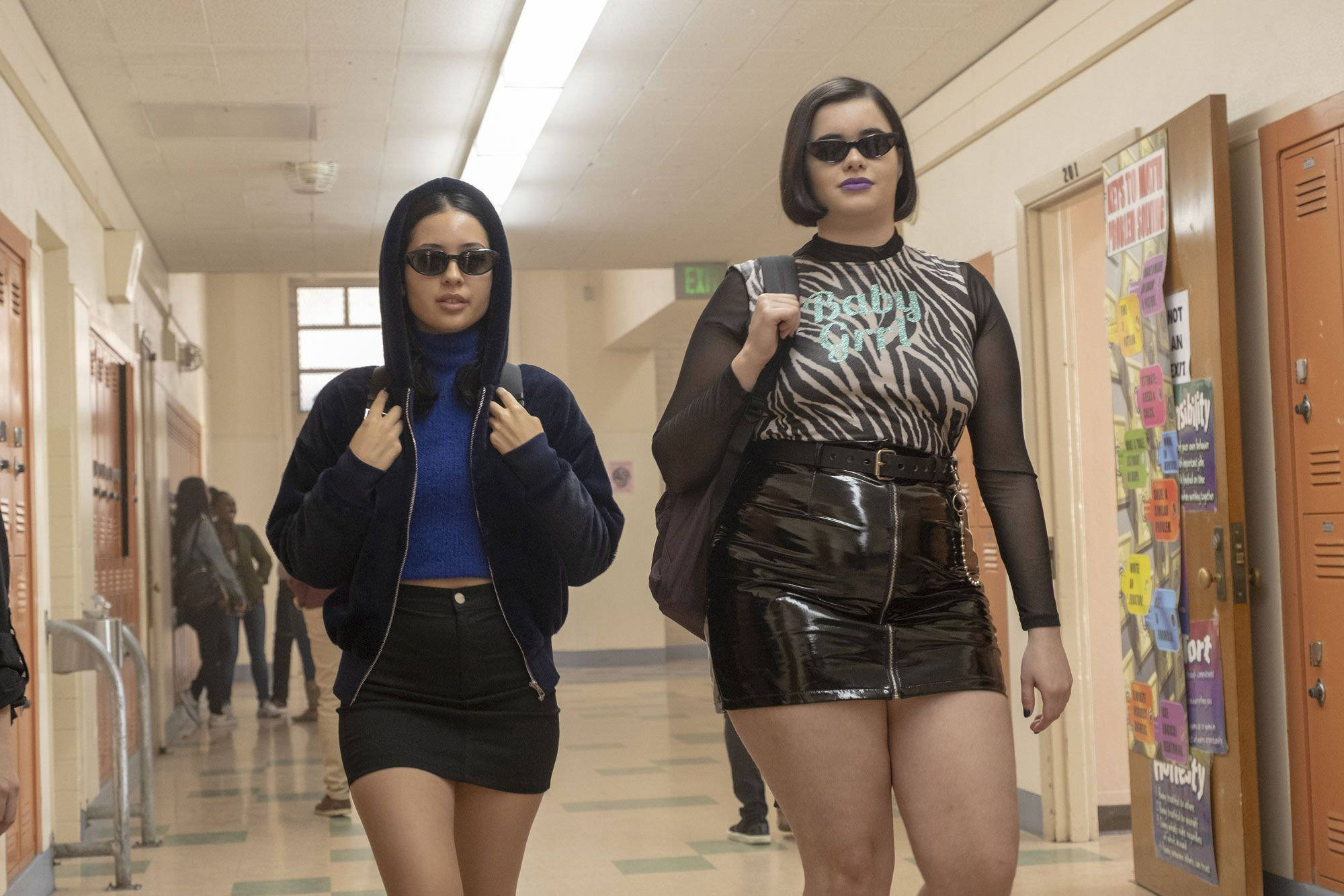 You Know You Wanna Dress Like the Girls on 'Euphoria,' So Here's How to Do It