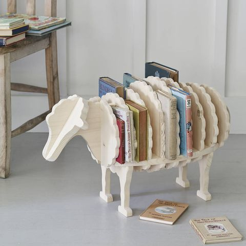 Baa Baa Book Shelf