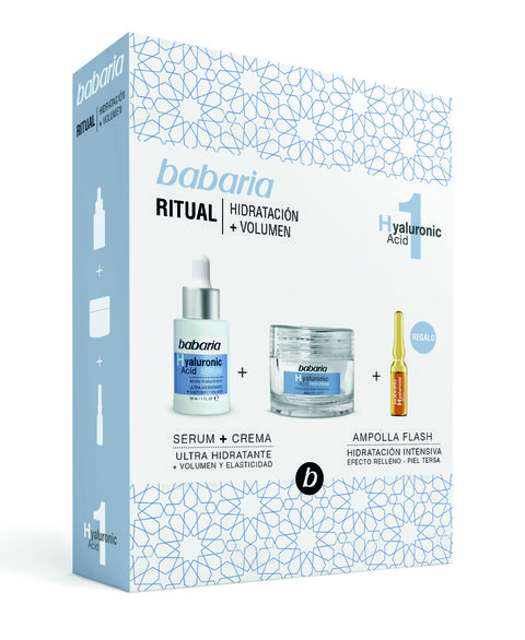 pack hyaluronic de babaria