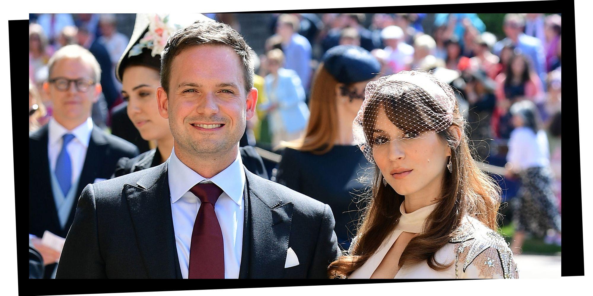 Suits' Patrick Adams and wife Troian Bellisario secretly had a baby