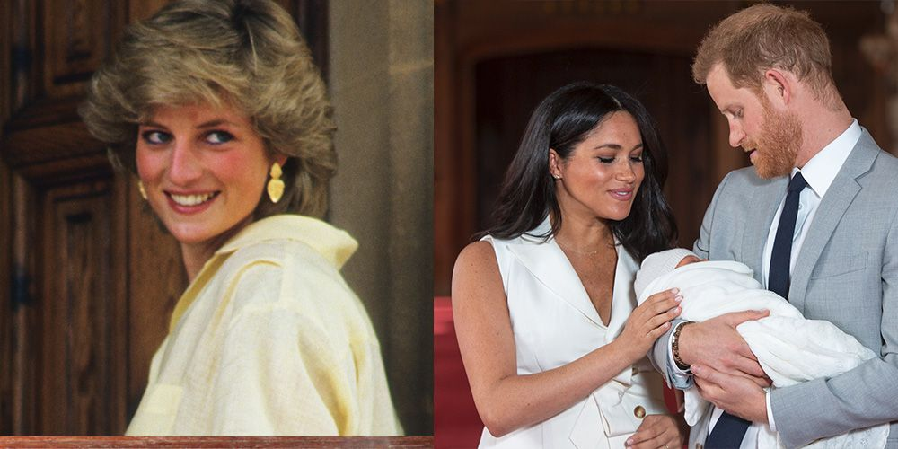 Meghan Markle and Prince Harry Picked a Christening Date for