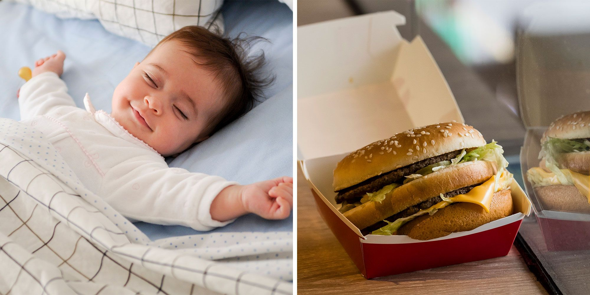 Find Out How Big Your Growing Baby Is In Big Macs