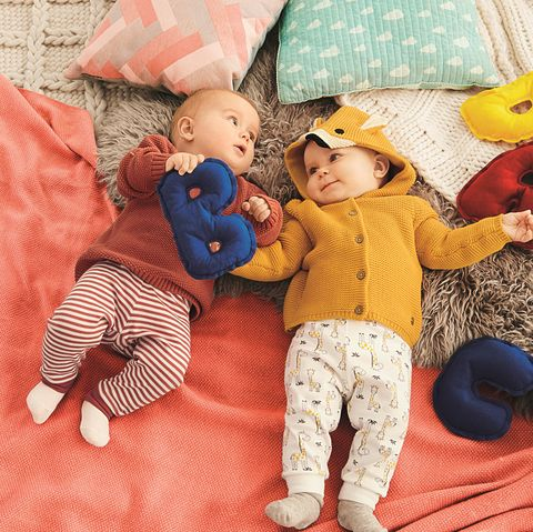 Lidl is launching gorgeous organic knitwear for kids