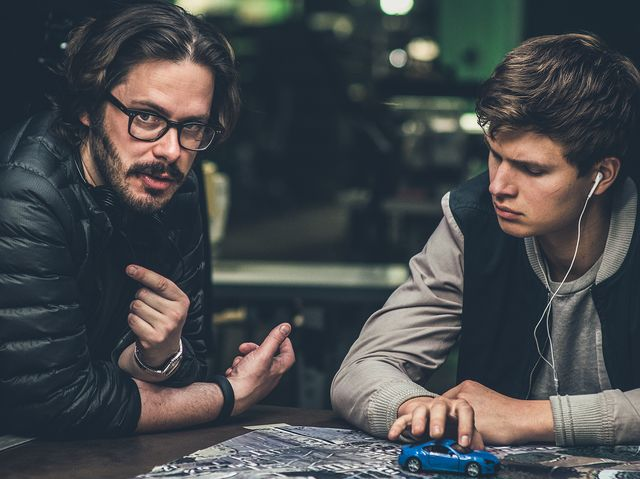 Edgar Wright Interview Why Baby Driver Is The Best Getaway