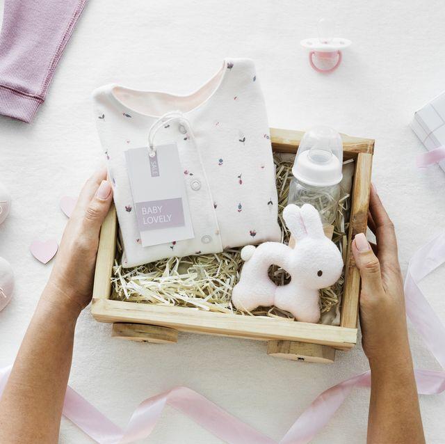 19 Baby Gift Baskets - DIY or Premade