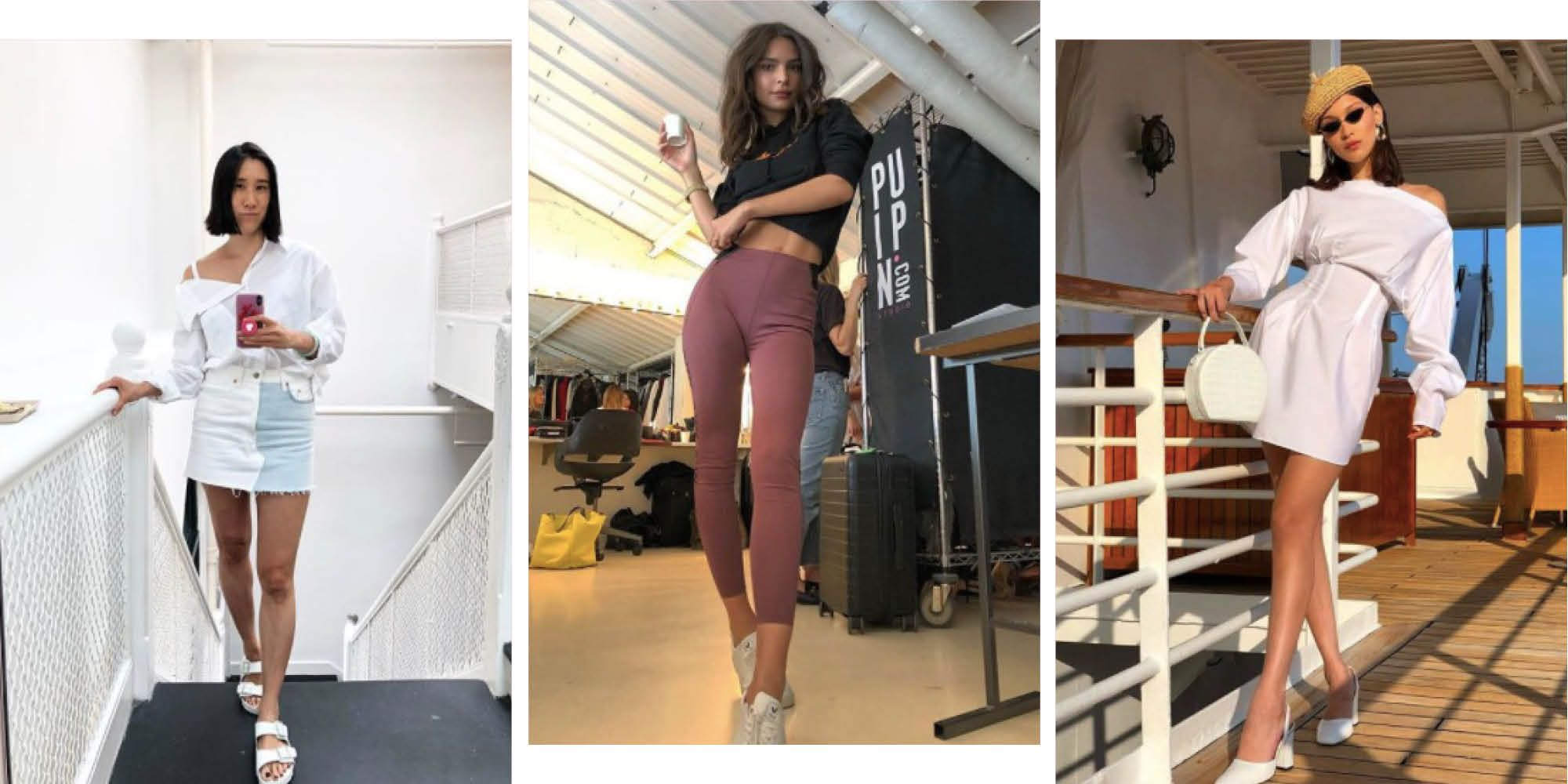 The latest Instagram pose to take over your feed