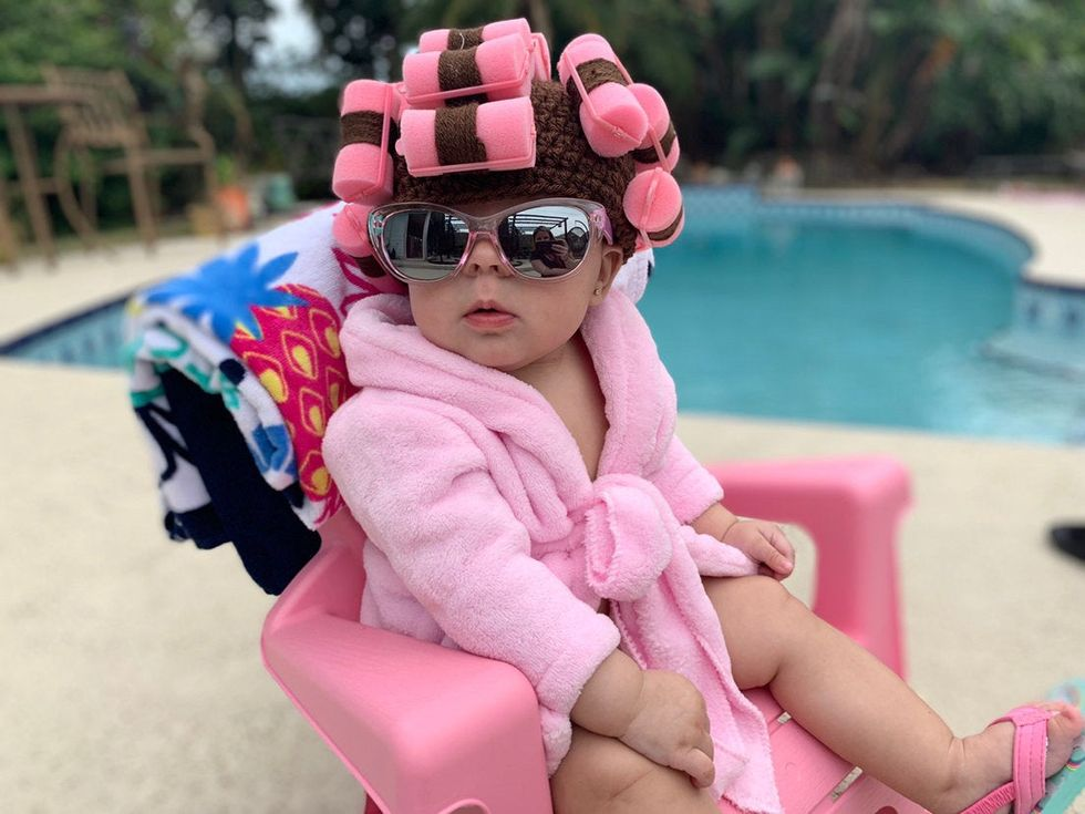 35 Baby Halloween Costumes That Any Parent Can Pull Off
