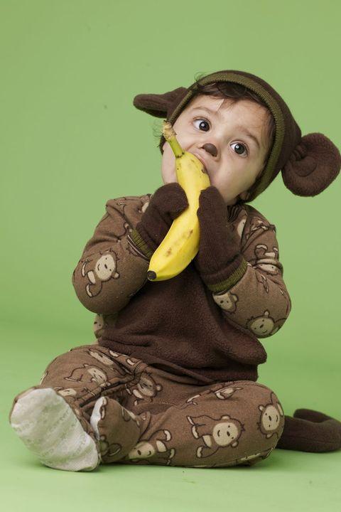baby halloween costume ideas mini monkey