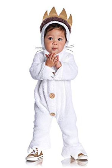 Baby Halloween Costumes - Where the Wild Things Are