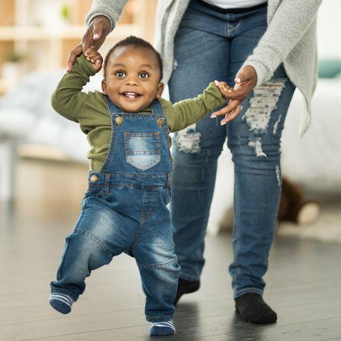 baby milestones up to 18 months
