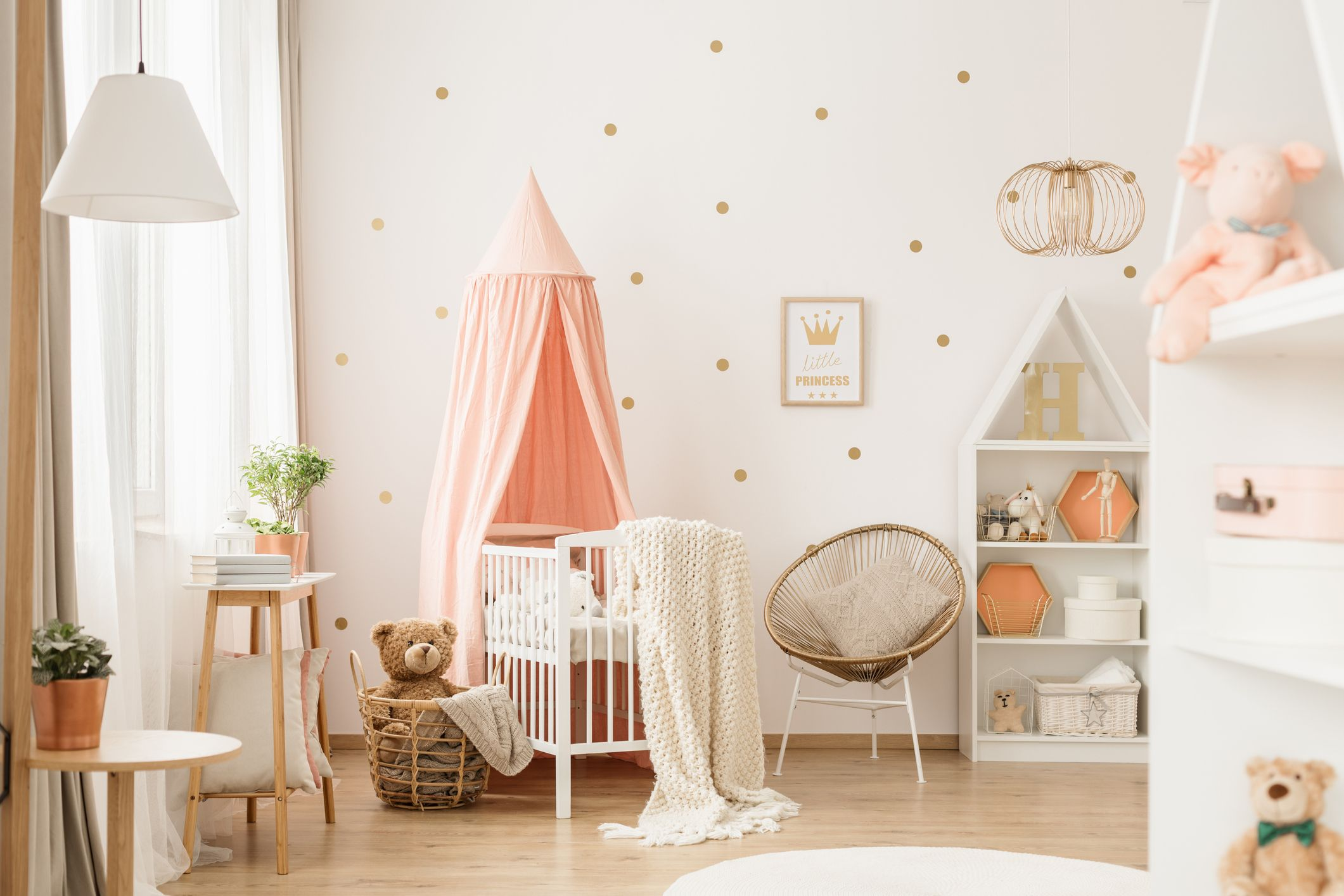 10 nesting tips to get your home ready for a baby