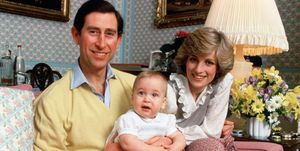 Prince Charles, Prince of Wales and Diana, Princess of Wales