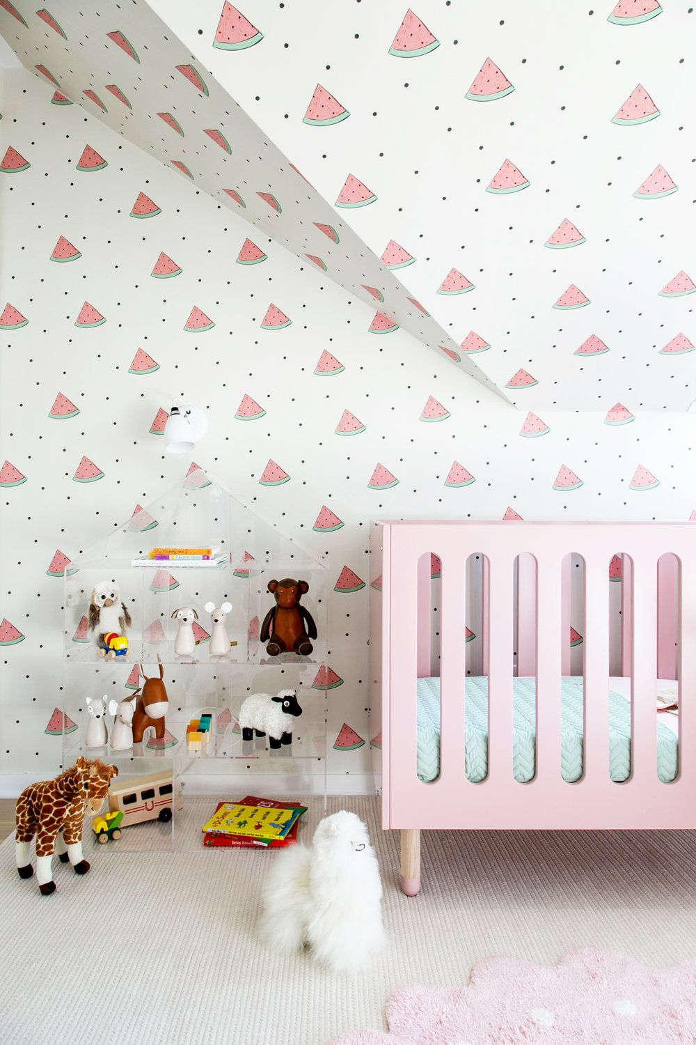 20 Cute Nursery Decorating Ideas Baby