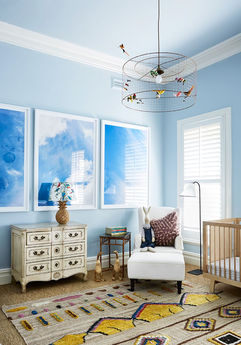 30 Cute Nursery Decorating Ideas - Baby Room Designs for Chic Parents