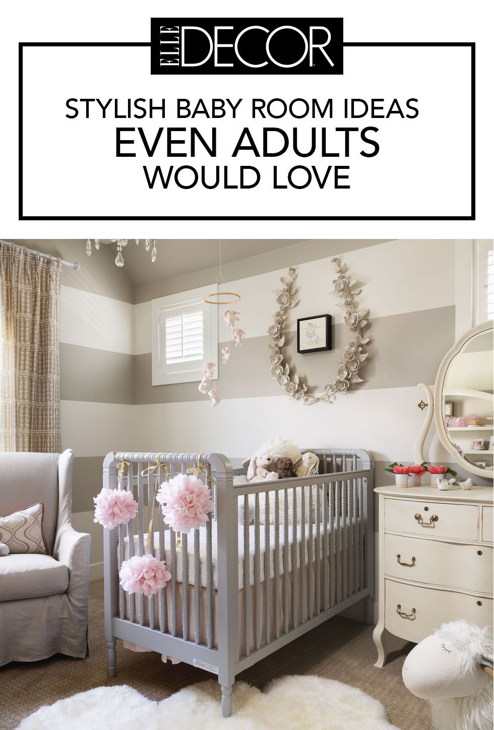 chic baby room design ideas how to decorate a nurseryOf Baby Rooms #2