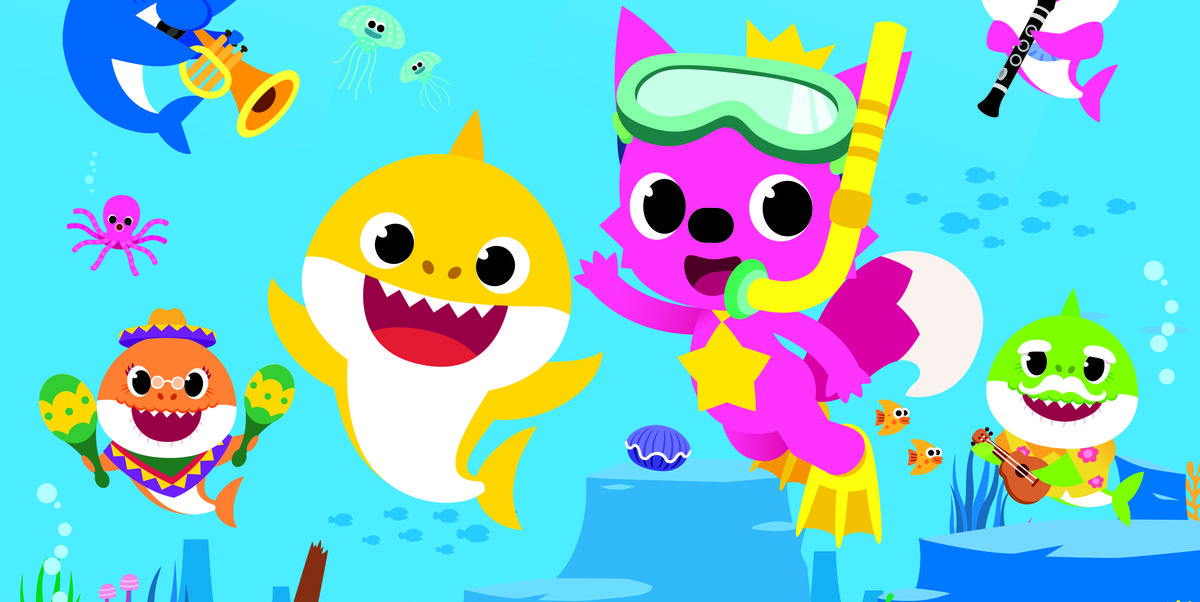 What To Know About The Baby Shark Live Tour Pinkfong S Baby Shark Tour Dates And Locations