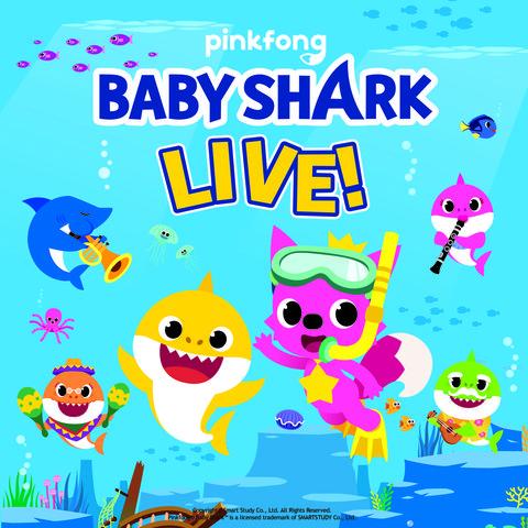 Baby Shark Live Tour