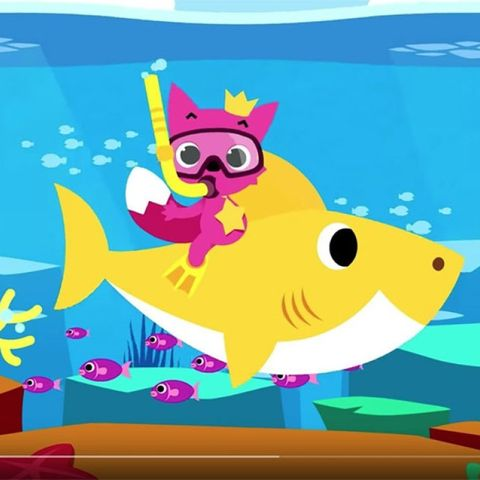 Baby Shark TV Show by Pinkfong and Nickelodeon