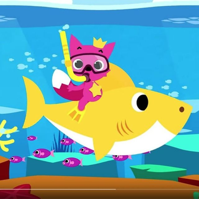 A Baby Shark Tv Show Is Coming To Nickelodeon Thanks To Pinkfong